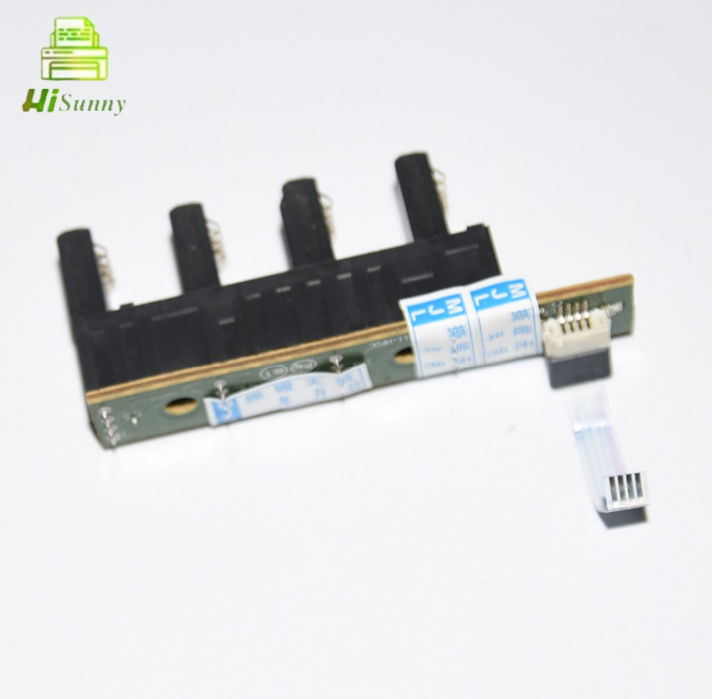 for <font><b>HP</b></font> <font><b>952</b></font> for <font><b>HP</b></font> 8710 PrintHead Print <font><b>Head</b></font> pen Holder Rack Chip contactor sensor image