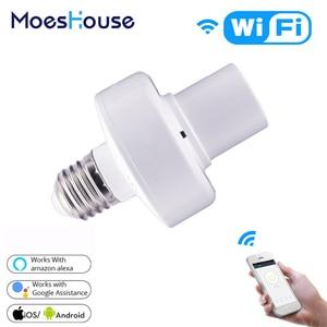 WiFi Smart Light Bulb Adapter