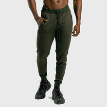 Pants Joggers Running-Trousers Bottoms Skinny Fitness Bodybuilding Male Casual Autumn