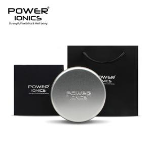 Image 5 - Power Ionischen Super Hero Serie 3000 ionen Sport Titan Mode Wasserdicht Armband Armband Balance Menschlichen Körper Frei Schriftzug