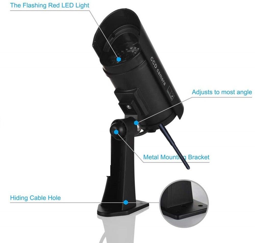 lowest price 4Pcs Solar Lamp 110DB PIR Rechargeable Waterproof LED Sound Alarm IP65 Motion Sensor Outdoor Garden with Motion Sensor