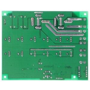 Image 2 - DC 10 55V 12V 24V 36V 48V 55V 100A מנוע מהירות בקר PWM HHO RC הפוך בקרת מתג עם תצוגת LED