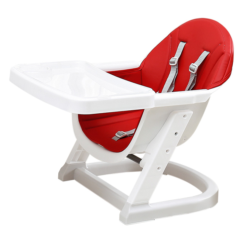 Multifunctional Children's Dining Chair Foldable Baby Eating Seats Kids Furniture Red Fauteuil Enfant Bambino