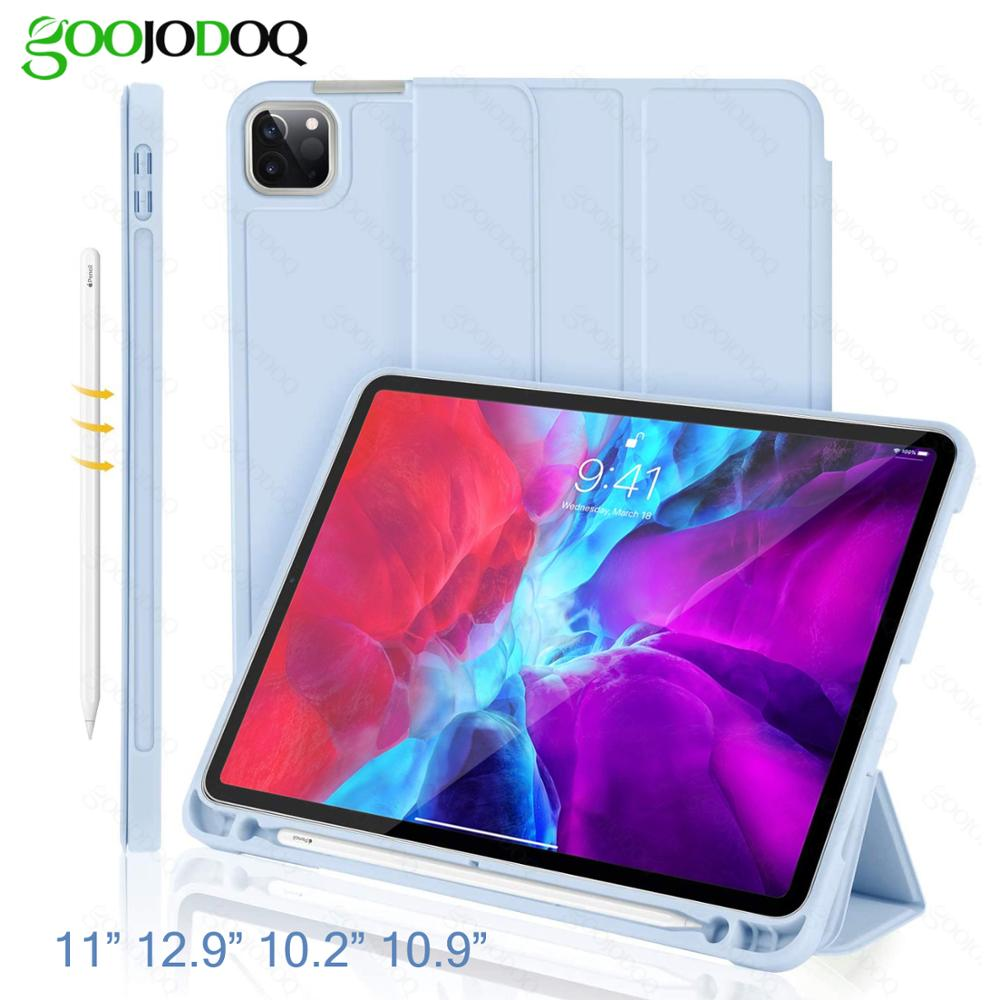 Для iPad Pro 11 2020 12 9 чехол Pro 12,9 чехол для iPad 10,2 8-го 7-го поколения чехол для iPad Air 4 10,9 Air 3 10,5 Coque Capa