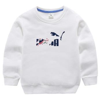 GODODOMAOYI Spring Autumn 2020 Cartton Pullover Tops Fashion Print Kid Boys Long Sleeve Tops O-neck Sweatshirt Boys Kid Clothes