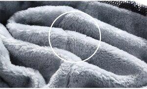 Image 5 - FOJAGANTO sweat à capuche pour hommes, de bonne qualité, chaud, à la mode, sweat shirt dhiver, décontracté