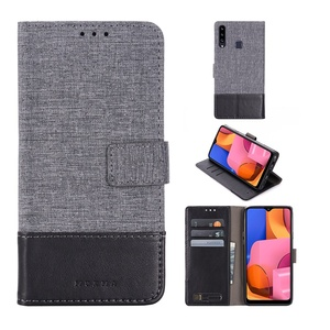 Чехол для Huawei Honor 6C Pro 6X 7X 8X 8A 9 10 view 20 Note 10 Y6 Y7 2019, мягкий чехол-кошелек из ткани и искусственной кожи с откидной крышкой