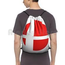 Super Smash Bros – sac à dos avec Logo rouge, sac à cordon, sac de sport d'escalade, pour l'équitation