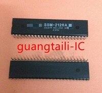 2 pcs SSM-2126A ssm2126a dip48 돌비 서라운드 매트릭스 디코더 새로운 오리지널 파트