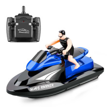 RC Boat Remote-Control-Boat Waterproof Goft Pools Lakes Kids High-Speed for High-Quality