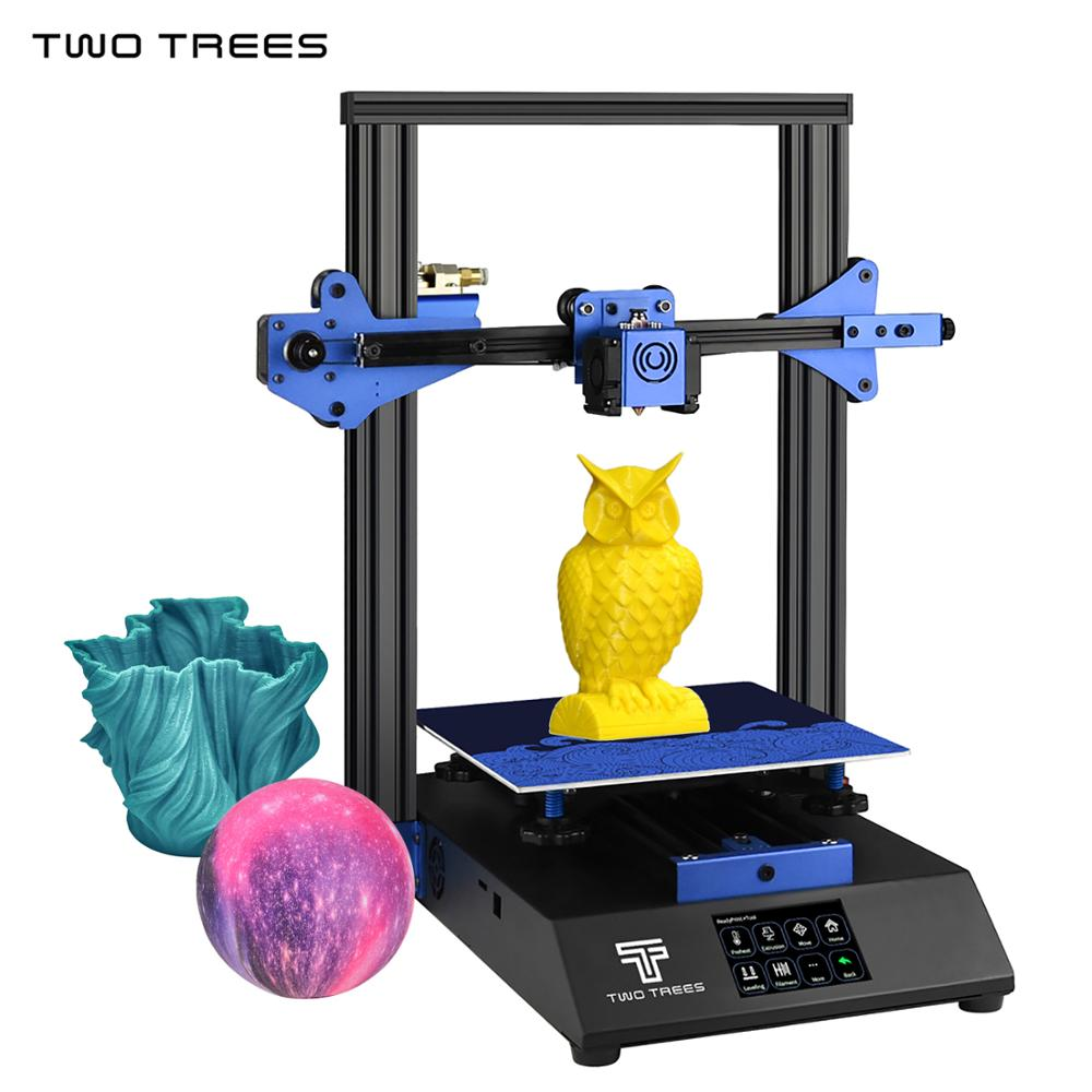 TWO TREES BLUER 3D Printer Silent Printing 235*235*280mm with 3.5 Inch Touchscreen Heated title=