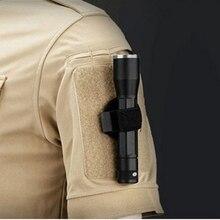 Nylon Flashlight Case Sports Outdoor Flashlight Torch Cover
