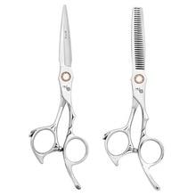 Professional Hairdressing Scissors Bearing Screw Hair Stylist Hairdresser Flat Cutting Thinning Shears