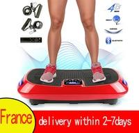 Exercise Trainer Massager Remote Control Fitness Equipment 150KG Slim Vibration Machine Trainer Gym Platform Body Shaper HWC