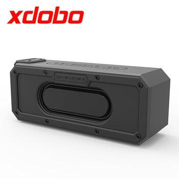 цена на XDOBO  Portable Wireless bluetooth speakers 40W Soundbar subwoofer  Waterproof Music outdoor Speaker  mi speaker 2 loudspeaker
