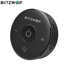 Blitzwolf BW BR3 bluetooth 4.1 אודיו מקלט משדר bluetooth מתאם עבור אוזניות טלוויזיה מחשב רמקולים אלחוטי אודיו