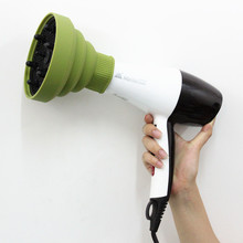 Hair dryer telescopic blower Diffuser Cover Foldable Hair Dryer Hood Blower Hairdressing Salon Curly Styling Hair Care