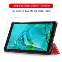 Für Lenovo Tab M7 TB-7305F TB-7305I TB-7305X Screen Protector Tab M7 TB-7305F TB-7305 Gehärtetem Glas