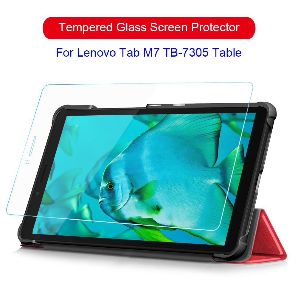 For Lenovo Tab M7 TB-7305F TB-7305I TB-7305X Screen Protector Tab M7 TB-7305F TB-7305 Tempered Glass