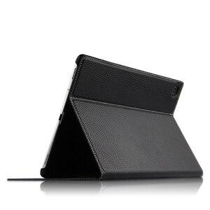 Image 2 - Étui de protection en cuir véritable pour tablette, pour Samsung Galaxy Tab S5E 10.5 T720 T725 SM T720, SM T725, 10.5 pouces