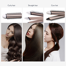 Multifunctional Corn Hair Curler 3 In 1 Thermostatic Hair St