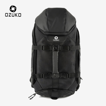 OZUKO Mens 17 inch Laptop Backpack Male Waterproof Large Capacity Travel Casual Outdoor Sport Climbing Bagpack mochila
