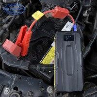 Volodymyr Auto Starthilfe Power Pack Tragbare Auto Batterie Booster Ladegerät 12V Auto-Starter Start Gerät Benzin Diesel