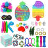 30PC Cheap Fidget Toys Anti Stress Set Strings Relief Pack Gift for Adults Children Figet Sensory Squishy Relief Antistress 2021