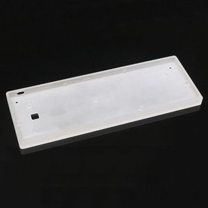 Frosted Acrylic Case Shell PCB Plate For GH60 DZ60 Poker2 60% mini Keyboard(China)