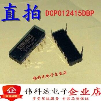 2 unids/lote nuevo Dcp012415dbp Dcpo12415dbp Dip 7 enchufe directo DC convertidor IC Chip