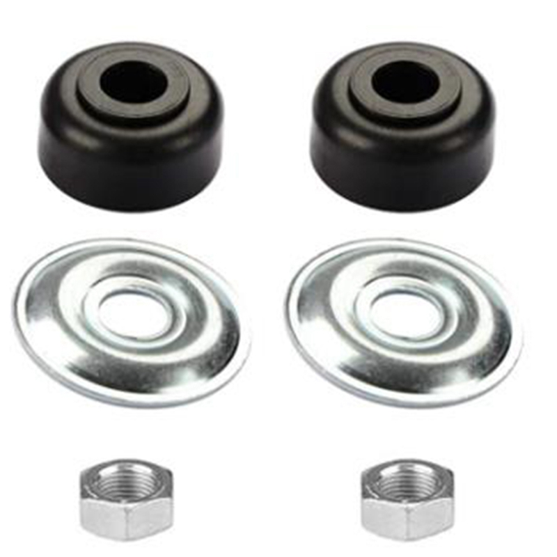 Golf Cart Shock Bushing Kit for Club Car 1982&Up DS and Precedent and EZGO TXT 1989&Up Golf Cart, Replaces 1011415