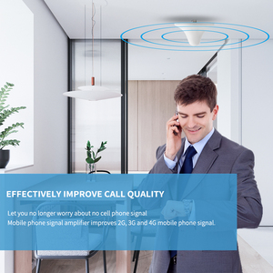 Image 5 - 4G LTE 698 2700MHz 5dBi 실내 천장 안테나 휴대 전화 신호 GSM 부스터 용 5m 케이블이있는 무 지향성 N 수 커넥터