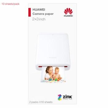 Huawei AR портативный карманный принтер Zink DIY поделитесь бумагой Bluetooth 4,1 20 в упаковке оригинал