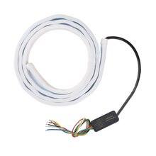 Светодиодная лента для автомобильной жидкости, освещение зоны багажника, задний тормоз, фсветильник поворота заднего хода, украшение автом...
