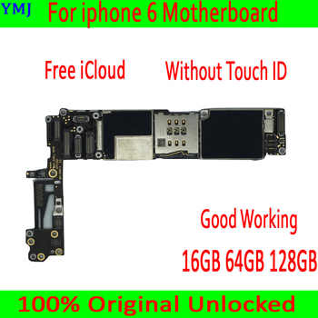Clean iCloud for iphone 6 4.7 inch Motherboard without Touch ID,100% Original unlocked for iphone 6 Mainboard with IOS System - DISCOUNT ITEM  0% OFF All Category