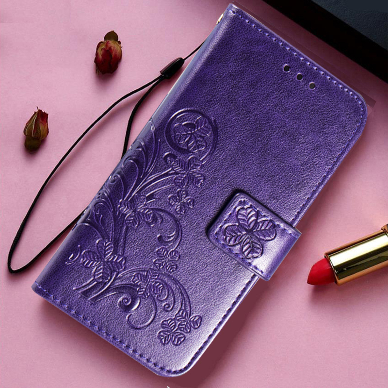 3D Flower <font><b>Flip</b></font> Leather <font><b>Case</b></font> for <font><b>Sony</b></font> Xperia Z3 Plus Z1 Compact Z5 Premium Mini Z6 Z2 <font><b>Z4</b></font> E5 E6 Phone <font><b>Case</b></font> Coque image