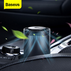 Baseus Car Air Freshener Solid Perfume Fragrance for Car Scent Auto Aroma Purifier Flavoring Cologne Smell Car Diffuser Freshner