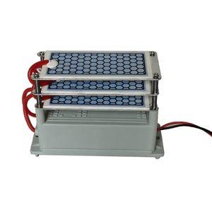Image 3 - 15 g/h AC 220V נייד אוזון מחולל משולב קרמיקה Ozonizer