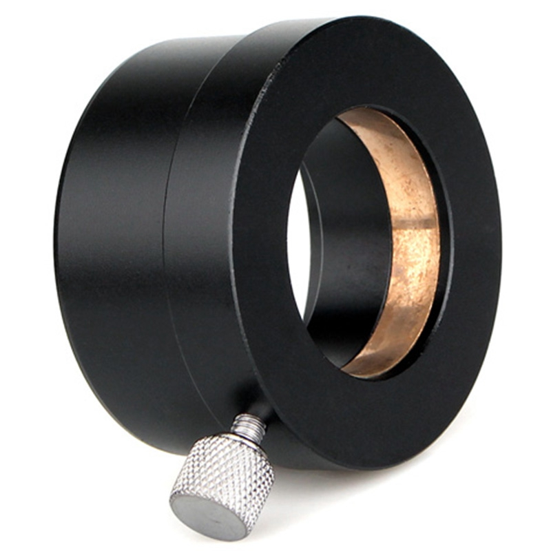 2 Inch To 1.25 Inch Eyepiece Mount Adapter Use 1.25 Inch Accessories In Your 2 Inch Telescope For Binoculars Monocular Astrono