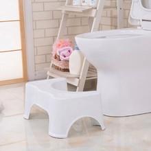 Бытовая ванная комната табурет для туалета пластиковый горшок для туалета утолщенный шаг табуреты