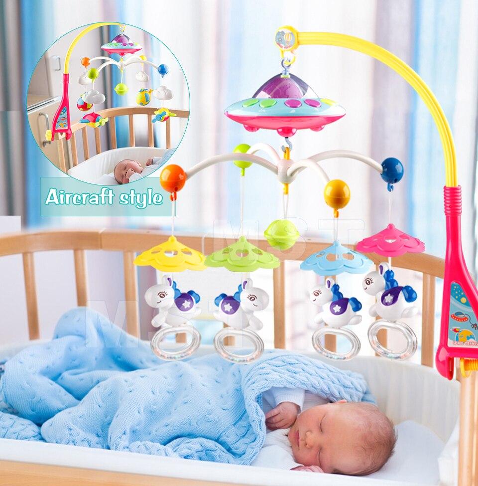 Brinquedos do bebê 0 12 meses berço