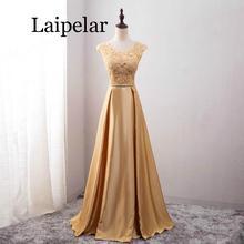 Elegant  Dress Long 2020 Appliques Banquet Party Dress Stunning Satin Prom Dresses Robe De Soiree vestido de festa цена и фото