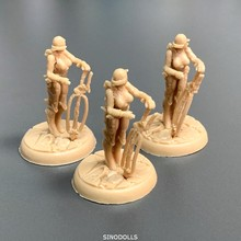 Lot 3pcs Miniatures Role-Playing Miniatures Board Game Figures Toys Wargame Collection New Arrival