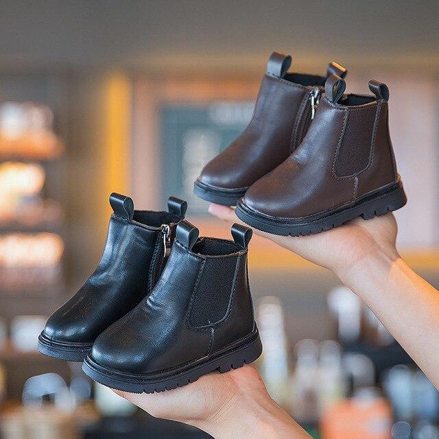 Фото детская обувь для девочек; зимние ботинки; женская детская обувь;