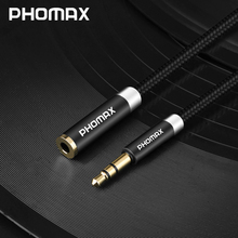 PHOMAX 3.5mm jack audio cable Speaker Line Aux cord for iPhone 6 Samsung galaxy s8 Car Headphone for Xiaomi redmi 4x Audio Jack tiegem jack 3 5 audio cable 3 5mm speaker line aux cable for iphone 6 samsung galaxy s8 car headphone for xiaomi redmi 4x audio