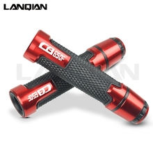 For Honda CB650F Motorcycle Handlebar Grips End 7/8 22MM CNC Handle 2014 2015 2016 2017 2018 2019 Accessories