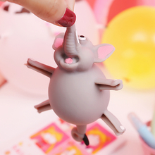Creative soft rubber inflatable chicken hippo pop up animal blow Balloon animal Stress Relief squeeze toy prank gift free delivery 13feet giant inflatable chicken hot sale nylon oxford blow up chicken model for advertising toys