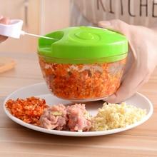 Garlic-Crusher Vegetable-Tools Meat-Grinder Kitchen-Accessories Shredder Chopper Manual