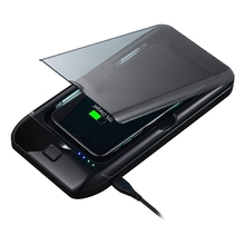 Uv-Phone-Cleaner with Wireless-Charger Multi-Use for Portable