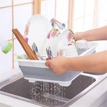 Настенный держатель для хранения кухонной посуды посуда Портативная
